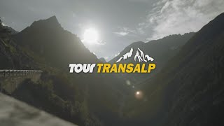 TOUR TRANSALP - THE RACE OF A LIFETIME