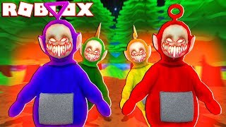 THE SLENDYTUBBIES HAVE RETURNED IN ROBLOX !!