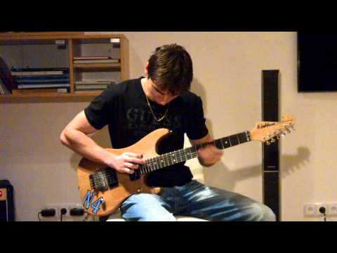 Extreme - Song for love - solo (by Ivo from Slovakia)
