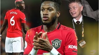 Ole Gunnar Solskjaer confident Fred can step up to replace injured Paul Pogba for Man Utd- transf...