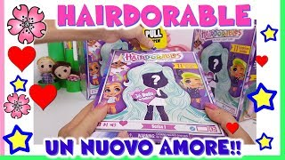 Baixar HAIRDORABLE !!! Unboxing spettacolare! By Lara e Babou