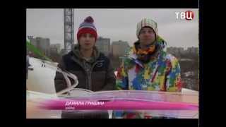 Snowscoot на канале ТВЦ