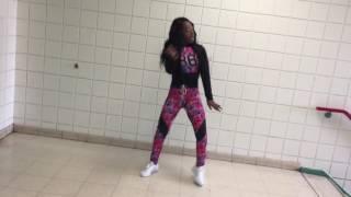 16 Year Old Girl Killing It JuJu On Dat Beat - Zay Hilifigerrr #JuJuOnThatBeat #TZAnthemChallenge