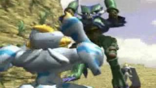 Monster Seed (PSX) - Video da Abertura