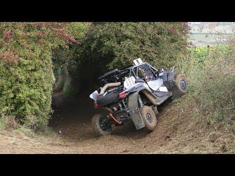 Rallye des 7 Vallées d'Artois Pas de Calais 2018 Jour 1 [Show & Mistakes]