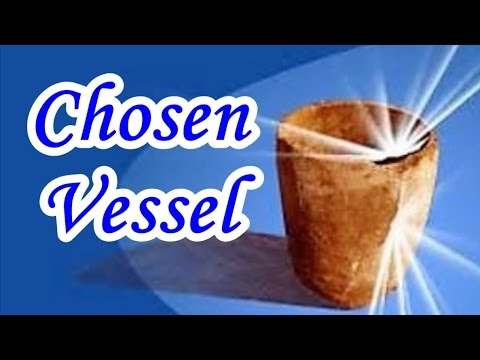 the chosen vessel The chosen vessel is a dramatic short story by the australian writer barbara baynton, first published in the bulletin on 12 december 1896 it recounts the story of .