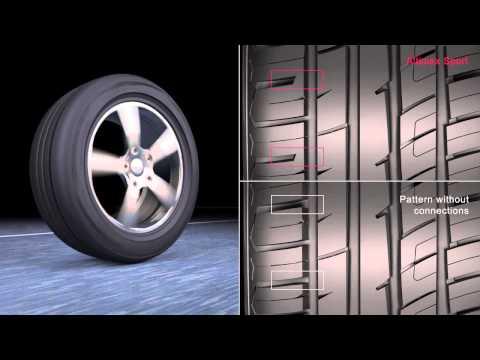 General Altimax Sport - управляемость на мокрой дороге