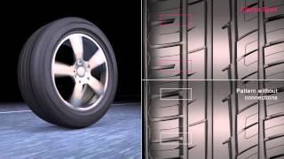 видео Легковая шина GENERAL Altimax Comfort 185/70 R14