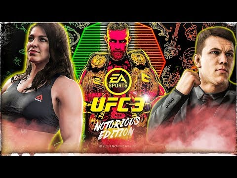 EA Adds 2 More New Fighters To The EA UFC 3 Notorious Edition 😱October 30th Update!!!