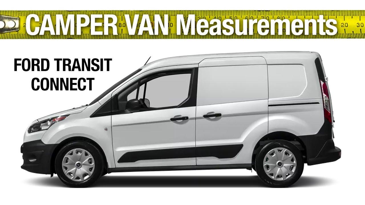 Ford Transit Connect Van Interior Dimensions