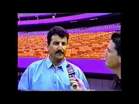 Keith Hernandez talks '86 Mets '82 Cardinals and Seinfeld
