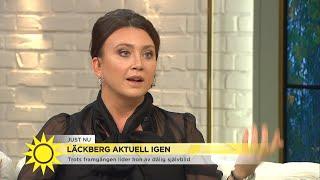 Camilla Läckberg om den dåliga självbilden: