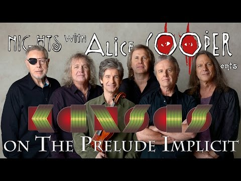The newest incarnation of KANSAS on THE PRELUDE IMPLICIT