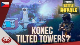 Konec Tilted Towers? - Fortnite Battle Royale CZ