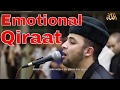 Heart Breaking Emotional Qirat Italian Imam  Anas Barak Reciting Quran In Torino Italy video
