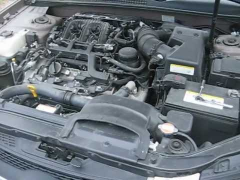 2007 Hyundai Sonata V6 engine noises? Part 2  YouTube