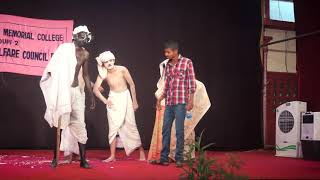 MGM COLLEGE UDUPI | FANCY DRESS | SWACHH BHARAT AWARENESS | SUHAN SHEIKH and TEAM