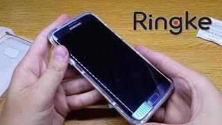 La Mejor Funda Para el Samsung Galaxy S7 Edge | RINGKE FRAME
