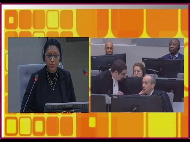 1ère P. CPI 19Janvier 2018: La défense de Gbagbo accuse Helène Yapo etté d'avoir baclé les autopsies #1