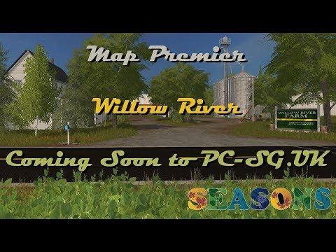 Map Premier - Willow River Farm - by Darin Cassell