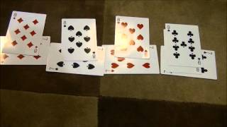 How to Play Sevens (The Card Game)