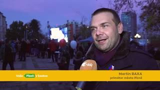 Plzeň v kostce (25.11.-1.12.2019)