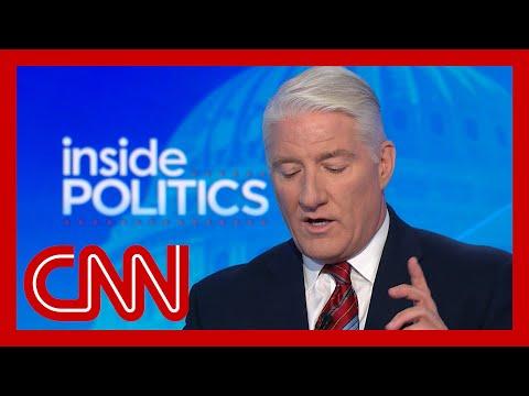Poll leaves CNN's John King speechless