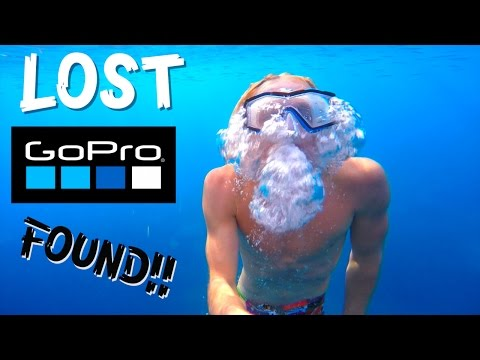 Finding LOST GoPro in the Ocean! #RoadToKontiki