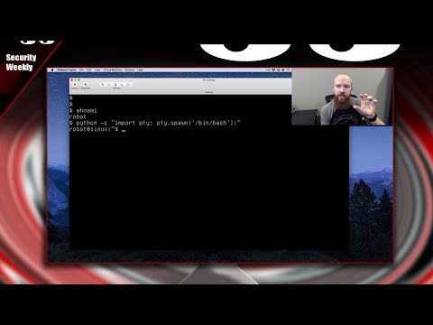 TS Episode22 - Paul's Security Weekly