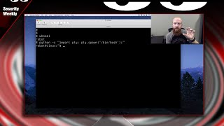 Linux Privilege Escalation - Tradecraft Security Weekly #22