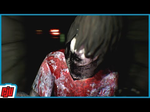 Room 404   Indie Horror Game   PC Gameplay