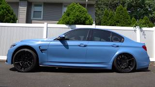 This is why Air Suspension is a terrible idea on a BMW