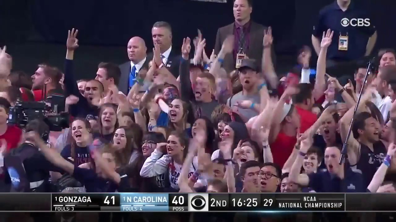 Highlights from the national championship gonzaga vs north carolina - 1 Gonzaga Vs 1 North Carolina Extended Highlights 2017 National Championship