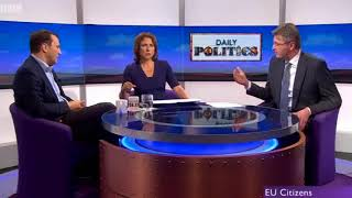 Daily Politics: What happens next for EU citizens