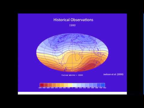 Geomagnetic Reversals and excursions: The origin of Earth's