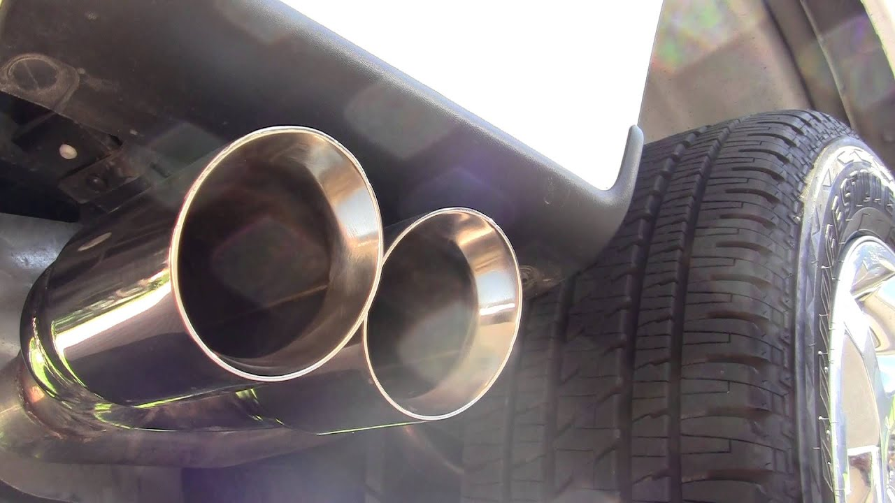 2013 Ford F150 Magnaflow Exhaust System Youtube
