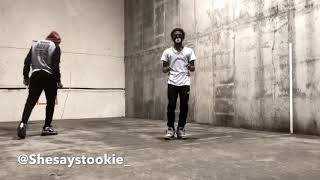 Calboy - Swing ( Dance Video) @shesaystookie_