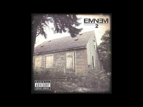 Eminem - Stronger Than I Was (Audio)