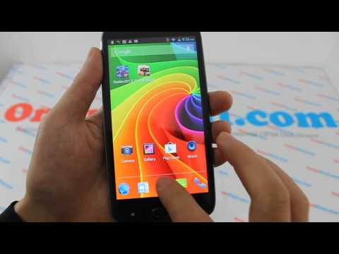 Star N9500-Orient N9500 MTK6589 Quad Core Andriod 4.2 Cell Phone Full Test