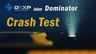 DEXP Ixion Dominator - Краш Тест Смартфона
