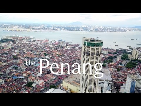 The Penang City, October 2017