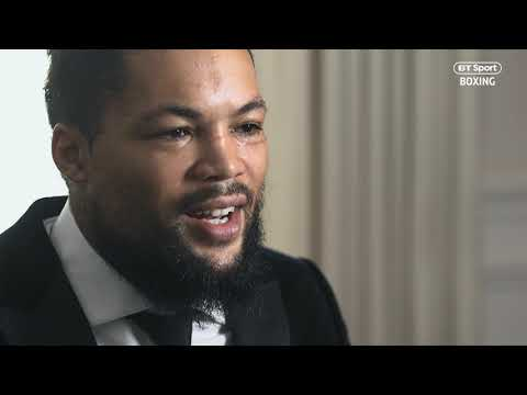 "Full Joe Joyce interview | Who's the best boxer out of Fury, AJ, Wilder? ""I'm ready for all three!"""