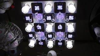 Люстра SW-6211/9 SL CR(люстра бра свет, люстра, бра, светильники, торшеры, свет, обзор, светодиодная, установка, крепление, какую..., 2016-12-22T19:02:40.000Z)