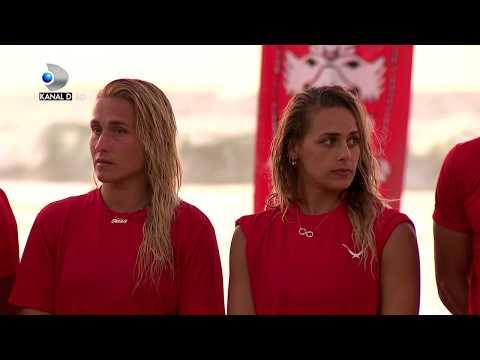 Exatlon Romania (03.03.2018) - Final de meci Romania - Turcia! Cine a castigat? Ep 32