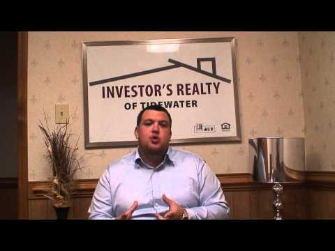 Property Management With Investors Realty Of Tidewater