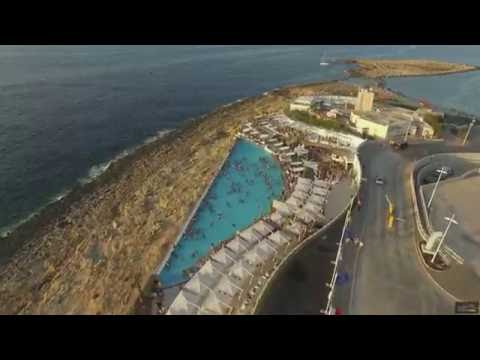 Cafe Del Mar summer parties (LAZY PIRATE) -Malta