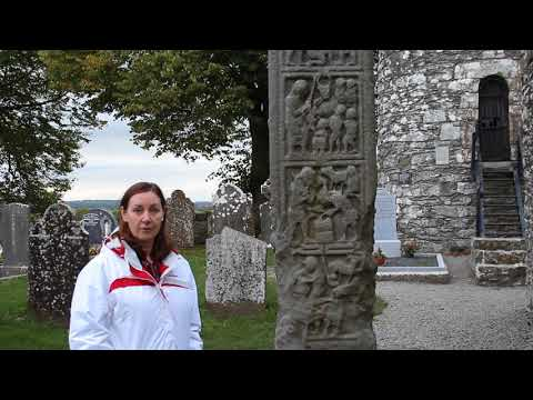 County Louth: The High Cross at Monasterboice