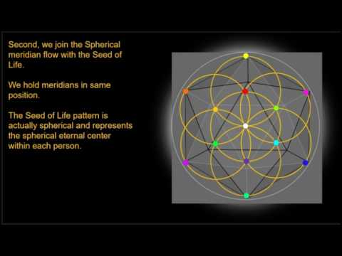 6-element acupuncture: The ancient Seed of Life pattern & 6 elements