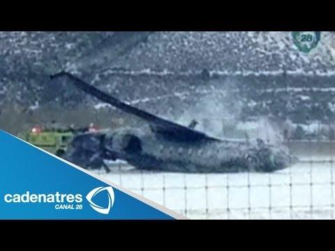 EU investiga accidente de avión mexicano en Aspen, Colorado