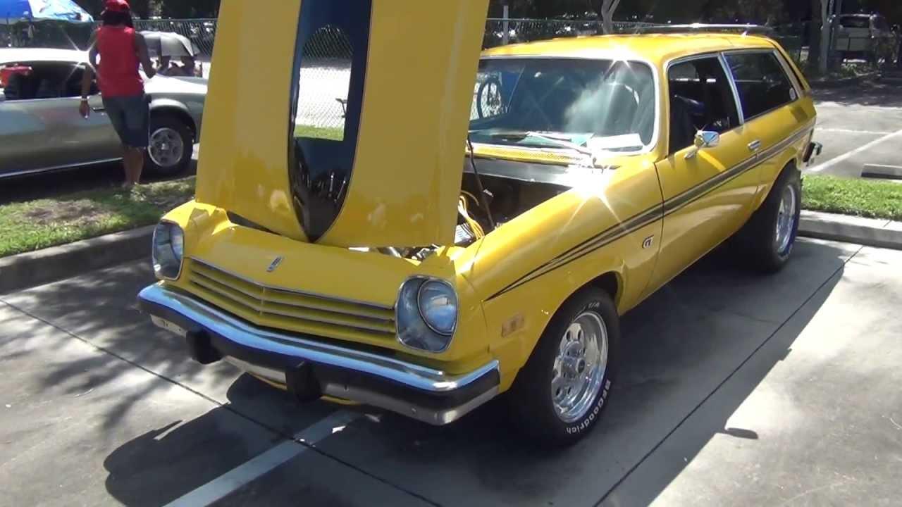 All Chevy 74 chevy vega gt : Chevy Vega With V8 Engine - YouTube